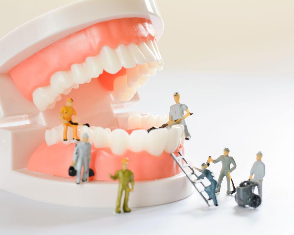 Реминерализация зубов: обновление и перезагрузка